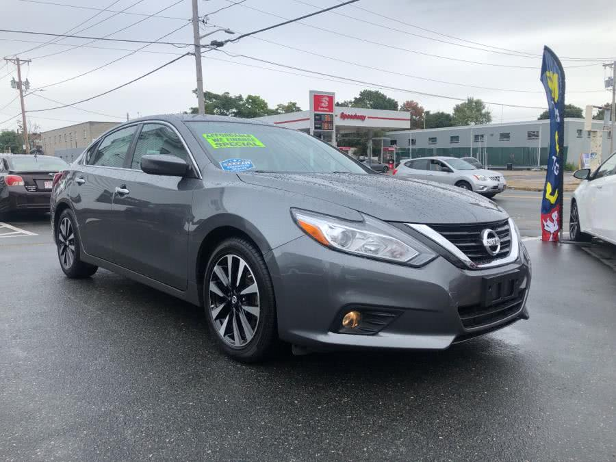 Used 2018 Nissan Altima in Brockton, Massachusetts | Champion City Motors. Brockton, Massachusetts