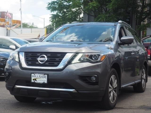 2017 Nissan Pathfinder SL, available for sale in Jamaica, New York | Hillside Auto Outlet. Jamaica, New York