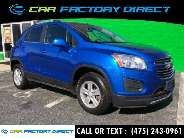 Used Chevrolet Trax LT awd 2016 | Car Factory Direct. Milford, Connecticut