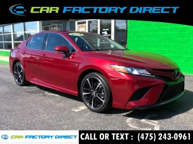 Used 2018 Toyota Camry in Milford, Connecticut | Car Factory Direct. Milford, Connecticut