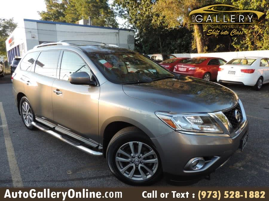 Used Nissan Pathfinder 4WD 4dr Sl 2015 | Auto Gallery. Lodi, New Jersey