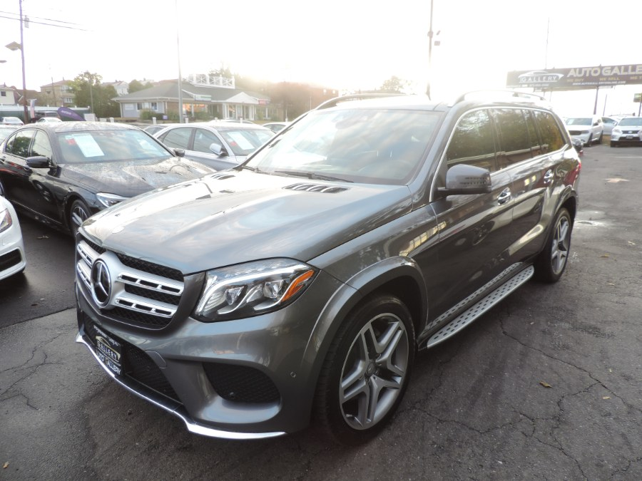 2017 Mercedes-Benz GLS GLS 550 4MATIC SUV, available for sale in Lodi, New Jersey | Auto Gallery. Lodi, New Jersey