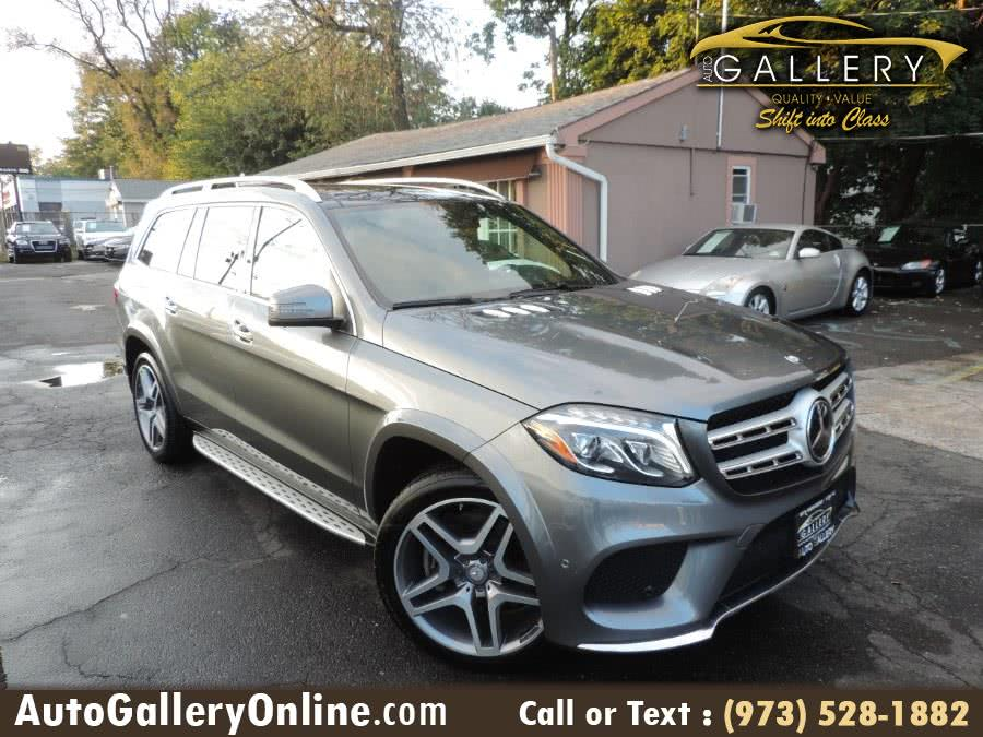 Used 2017 Mercedes-Benz GLS in Lodi, New Jersey | Auto Gallery. Lodi, New Jersey