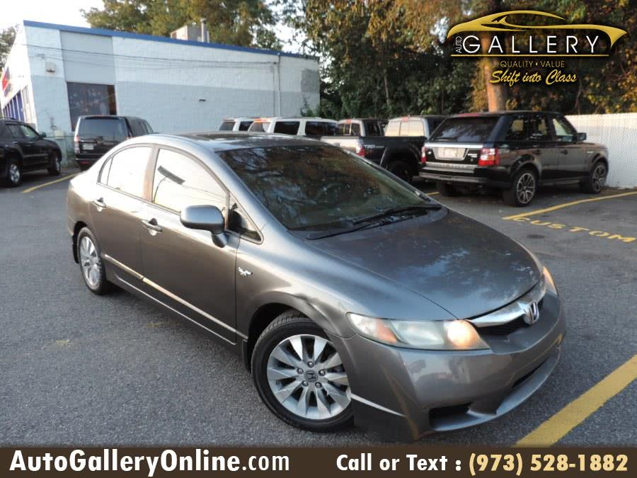 Used 2011 Honda Civic Sdn in Lodi, New Jersey | Auto Gallery. Lodi, New Jersey