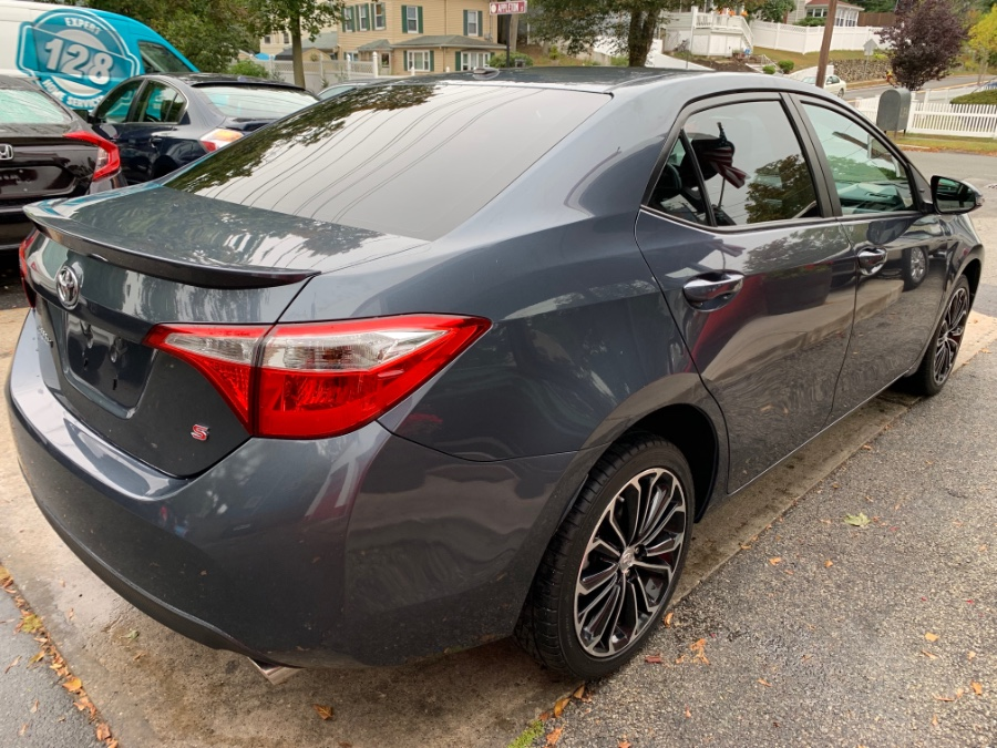 2015 Toyota Corolla 4dr Sdn CVT S Premium (Natl), available for sale in Melrose, Massachusetts | Melrose Auto Gallery. Melrose, Massachusetts