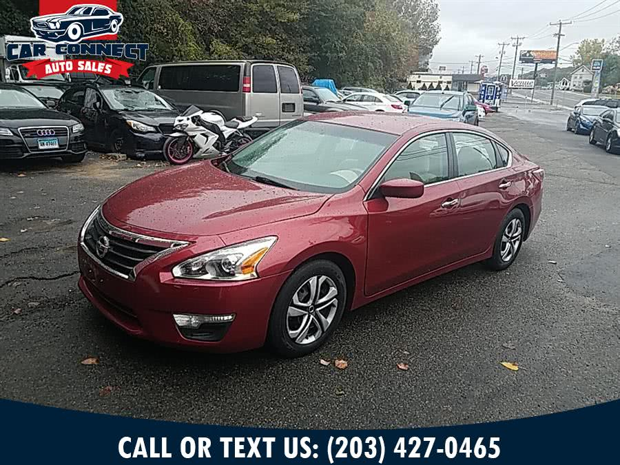 2014 Nissan Altima 4dr Sdn I4 2.5 S, available for sale in Waterbury, Connecticut | Car Connect Auto Sales LLC. Waterbury, Connecticut
