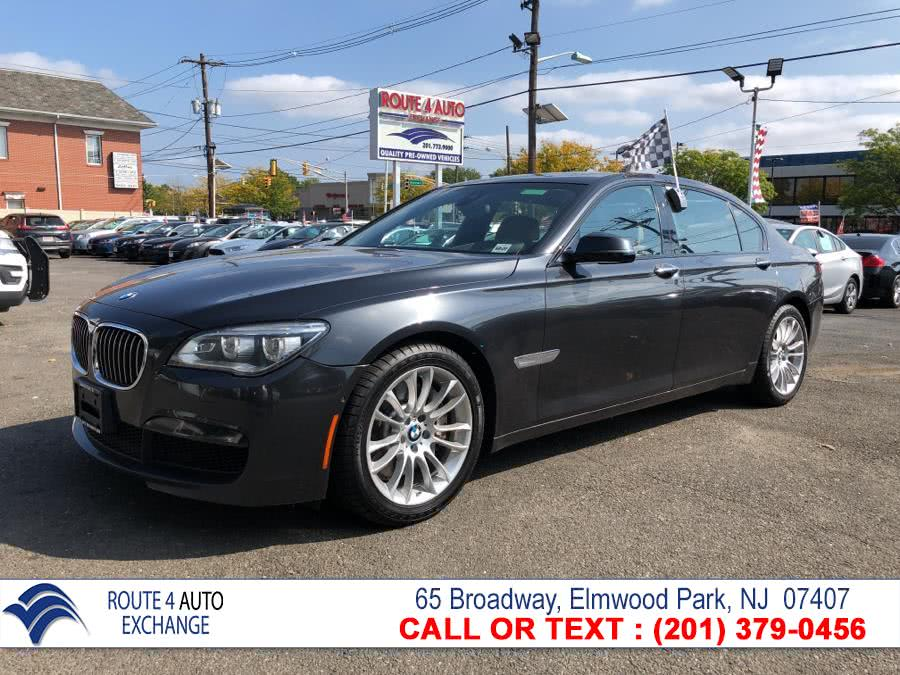 Used 2015 BMW 7 Series in Elmwood Park, New Jersey | Route 4 Auto Exchange. Elmwood Park, New Jersey