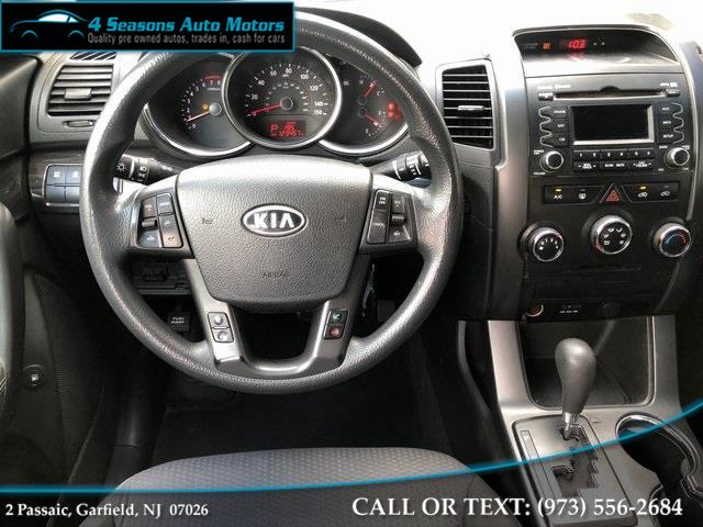 2012 Kia Sorento LX, available for sale in Garfield, New Jersey | 4 Seasons Auto Motors. Garfield, New Jersey
