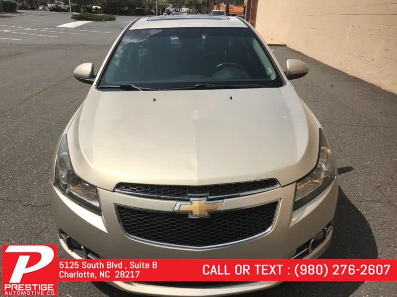Used Chevrolet Cruze 4dr Sdn LTZ 2011 | Prestige Automotive Companies. Charlotte, North Carolina