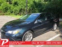 Used 2016 Toyota Camry in Charlotte, North Carolina | Prestige Automotive Companies. Charlotte, North Carolina