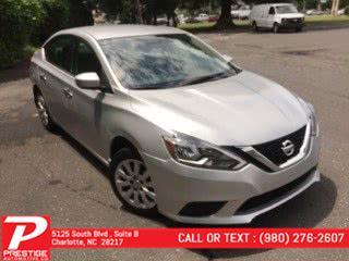 Used 2017 Nissan Sentra in Charlotte, North Carolina | Prestige Automotive Companies. Charlotte, North Carolina