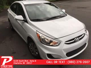 Used 2017 Hyundai Accent in Charlotte, North Carolina | Prestige Automotive Companies. Charlotte, North Carolina