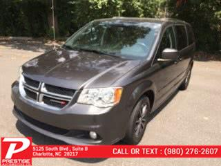 Used Dodge Grand Caravan SXT Wagon 2017 | Prestige Automotive Companies. Charlotte, North Carolina