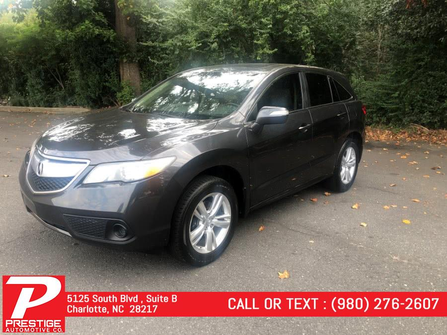 Used Acura RDX FWD 4dr 2013 | Prestige Automotive Companies. Charlotte, North Carolina