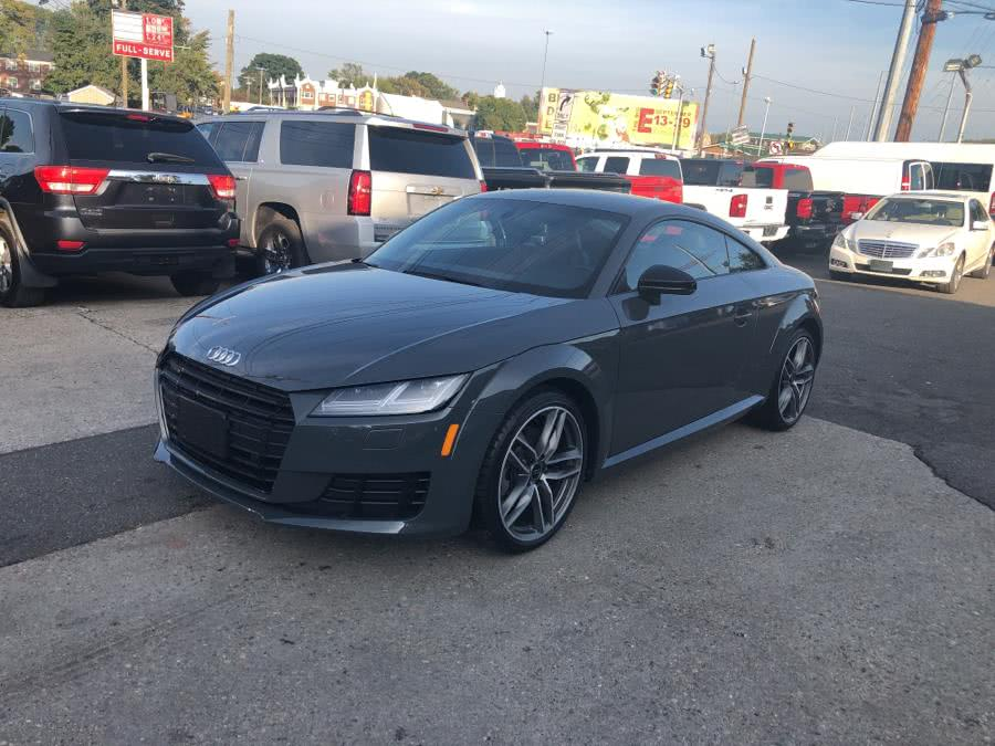 Used 2017 Audi TT Coupe in W Springfield, Massachusetts | Dean Auto Sales. W Springfield, Massachusetts