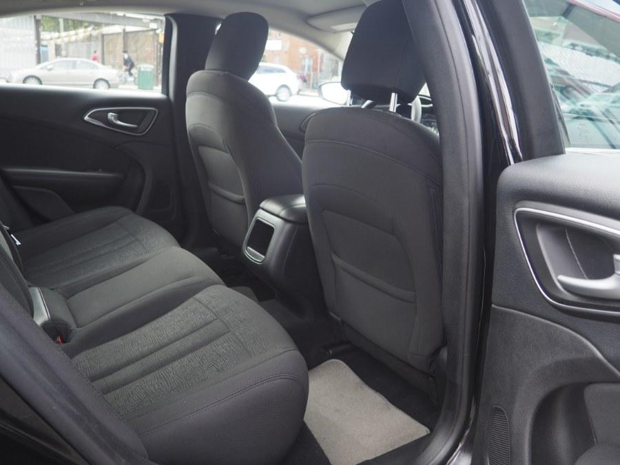2016 Chrysler 200 4dr Sdn LX FWD, available for sale in Jamaica, New York | Hillside Auto Mall Inc.. Jamaica, New York