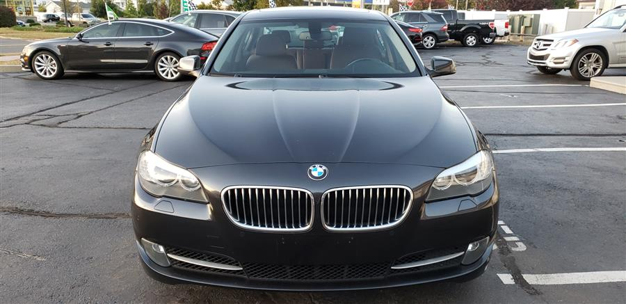 2013 BMW 5 Series 4dr Sdn 528i xDrive AWD, available for sale in Old Saybrook, Connecticut | Saybrook Motor Sports. Old Saybrook, Connecticut