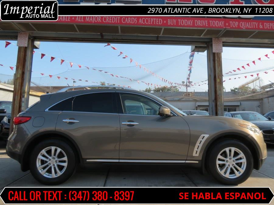 2010 Infiniti FX35 AWD 4dr, available for sale in Brooklyn, New York | Imperial Auto Mall. Brooklyn, New York