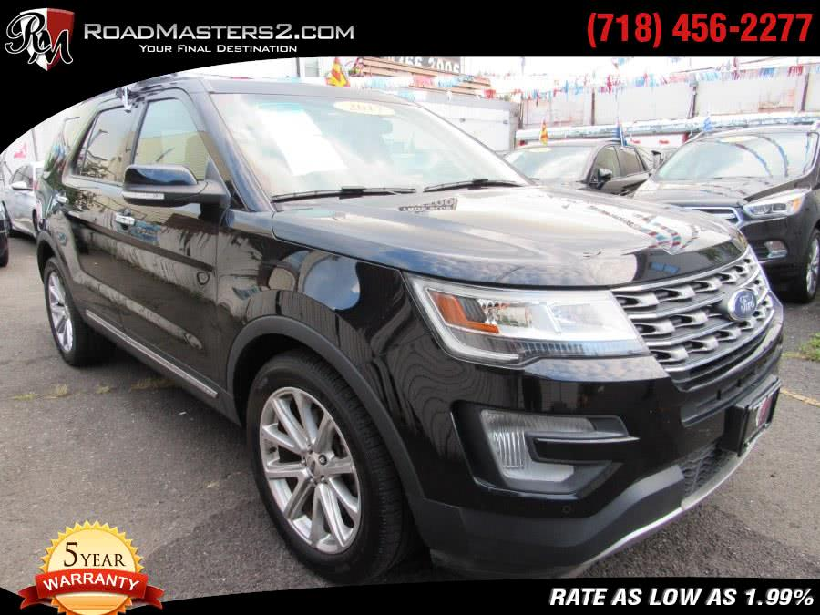Used 2017 Ford Explorer in Middle Village, New York | Road Masters II INC. Middle Village, New York