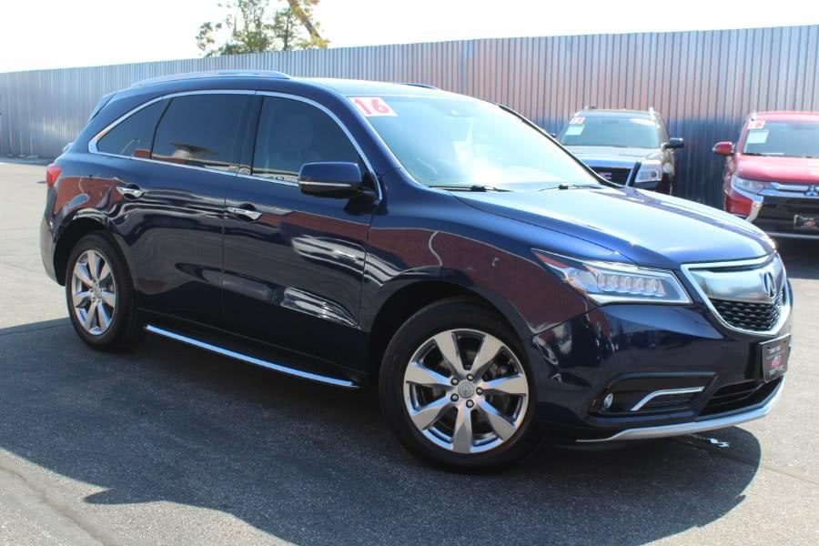 Used 2016 Acura MDX in Deer Park, New York | Car Tec Enterprise Leasing & Sales LLC. Deer Park, New York