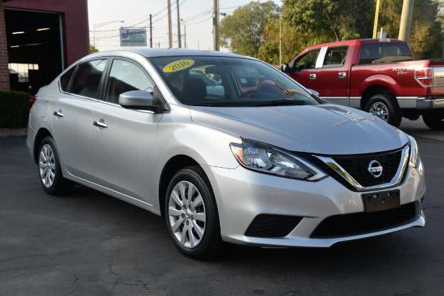Used 2016 Nissan Sentra in New Haven, Connecticut | Boulevard Motors LLC. New Haven, Connecticut