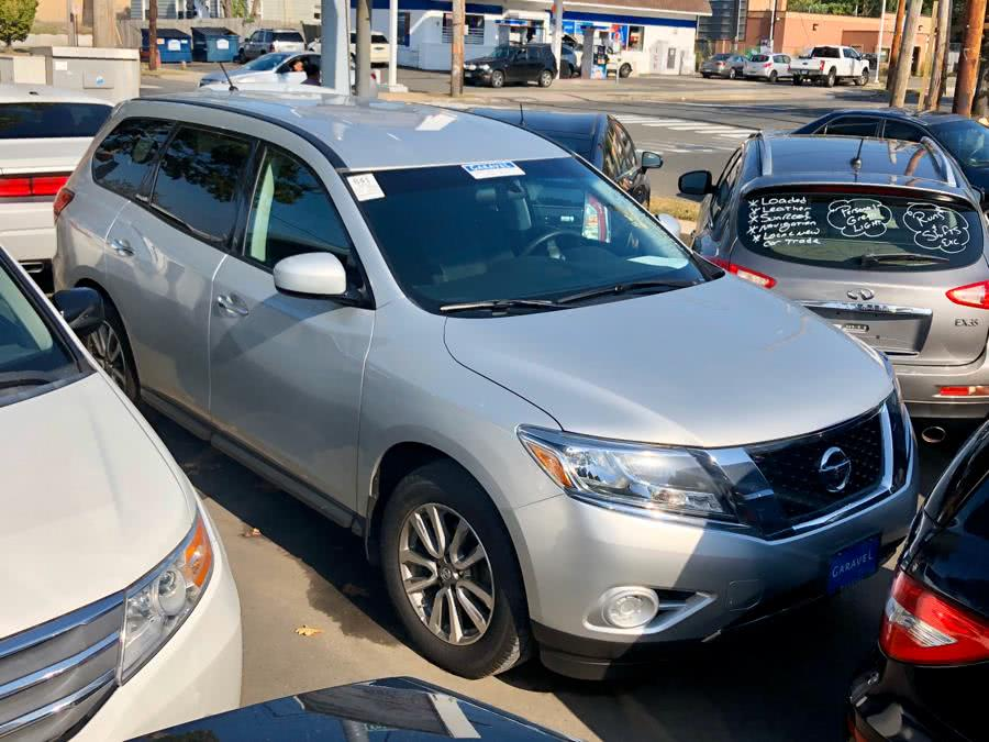 Used 2014 Nissan Pathfinder in New Haven, Connecticut | Primetime Auto Sales and Repair. New Haven, Connecticut