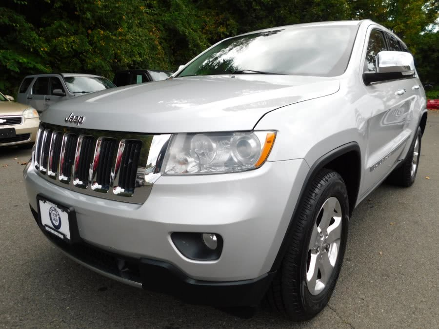 Used Jeep Grand Cherokee 4WD 4dr Limited 2011 | Watertown Auto Sales. Watertown, Connecticut