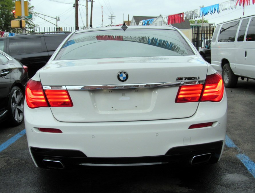 2012 BMW 7 Series 4dr Sdn 750Li xDrive AWD, available for sale in Paterson, New Jersey | MFG Prestige Auto Group. Paterson, New Jersey