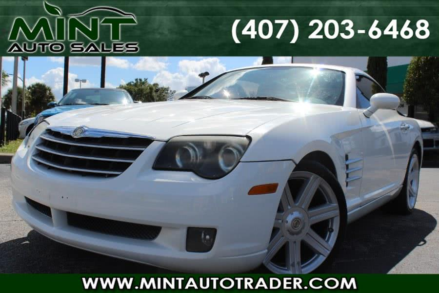 Used 2004 Chrysler Crossfire in Orlando, Florida | Mint Auto Sales. Orlando, Florida