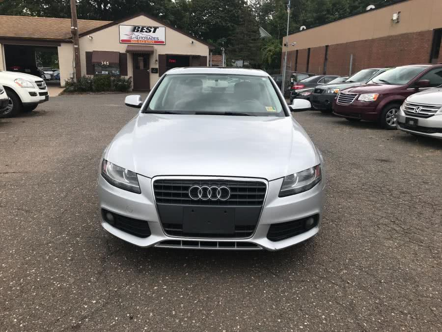 Used 2011 Audi A4 in Manchester, Connecticut | Best Auto Sales LLC. Manchester, Connecticut
