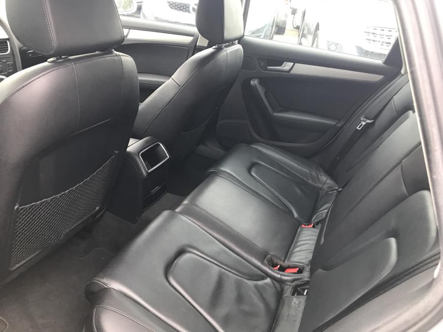 2011 Audi A4 4dr Sdn Auto quattro 2.0T Premium, available for sale in Manchester, Connecticut | Best Auto Sales LLC. Manchester, Connecticut