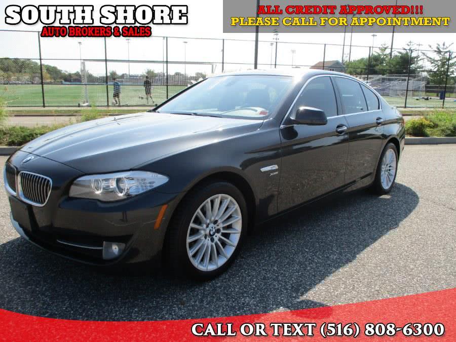 Used 2011 BMW 5 Series in Massapequa, New York | South Shore Auto Brokers & Sales. Massapequa, New York
