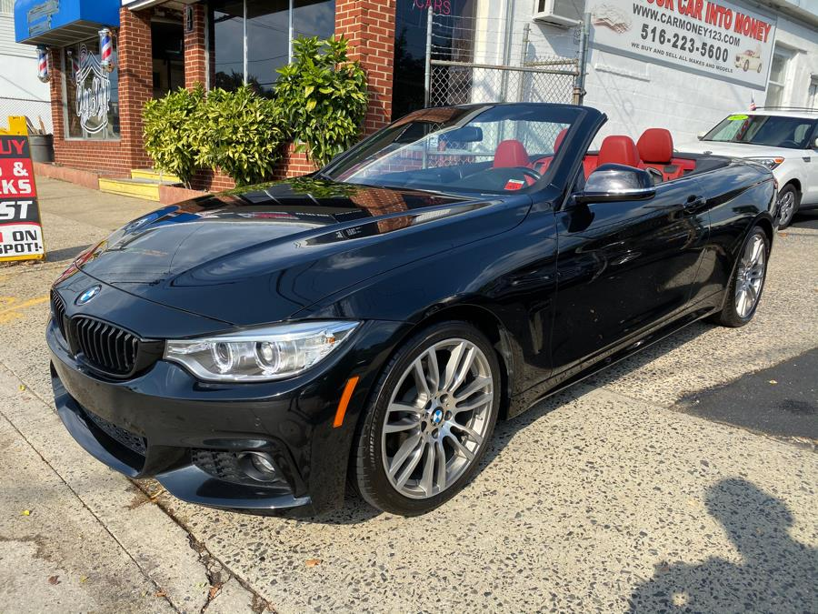 2015 BMW 4 Series 2dr Conv 428i RWD SULEV, available for sale in Baldwin, New York | Carmoney Auto Sales. Baldwin, New York