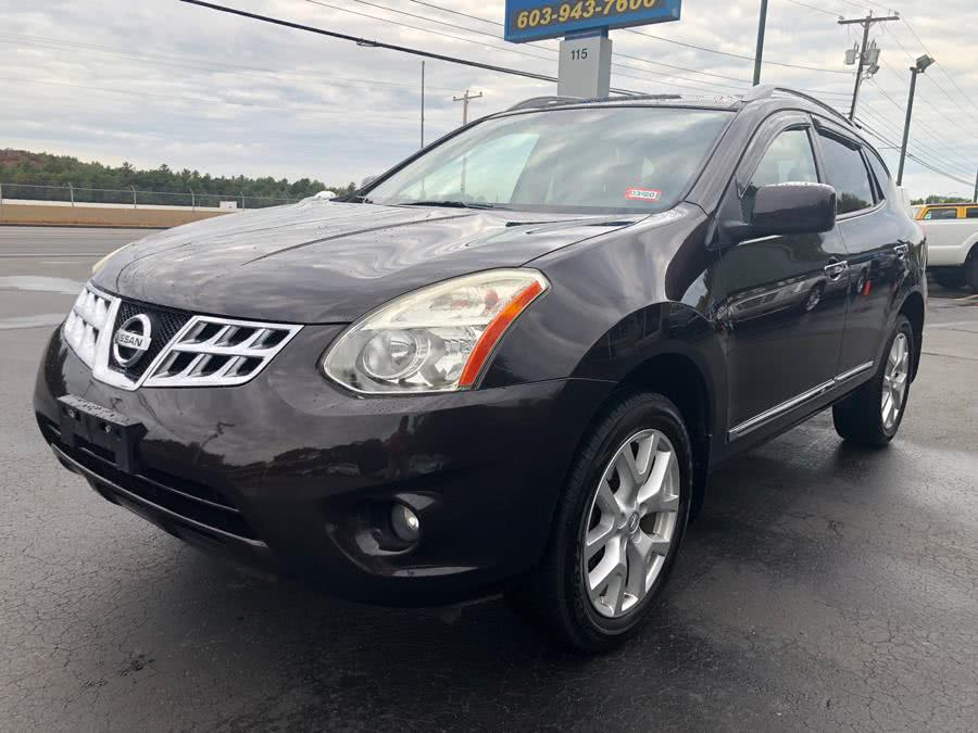 Used Nissan Rogue SV AWD 2011 | RH Cars LLC. Merrimack, New Hampshire