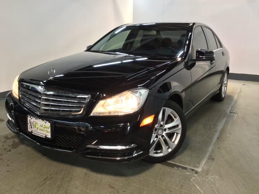 Used 2012 Mercedes-Benz C-Class in Hillside, New Jersey | M Sport Motor Car. Hillside, New Jersey