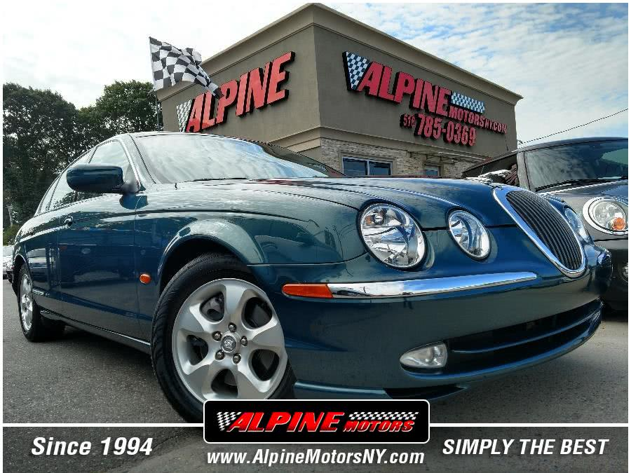 Used 2002 Jaguar S-TYPE in Wantagh, New York | Alpine Motors Inc. Wantagh, New York