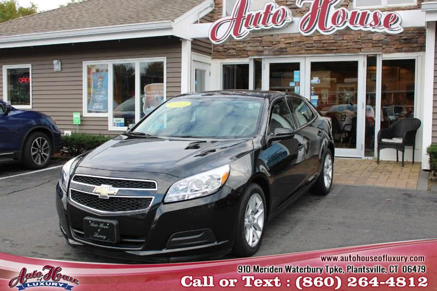Used 2013 Chevrolet Malibu in Plantsville, Connecticut | Auto House of Luxury. Plantsville, Connecticut
