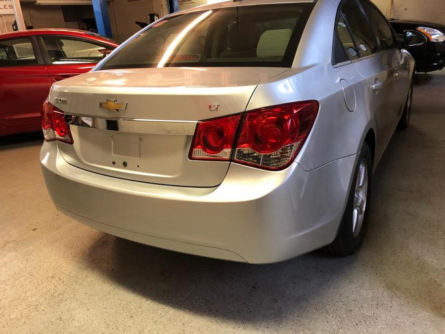 2012 Chevrolet Cruze 4dr Sdn LT w/1FL, available for sale in New Milford , Connecticut | Safe Used Auto Sales LLC. New Milford , Connecticut