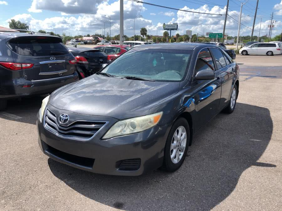 2011 Toyota Camry 4dr Sdn I4 Auto LE (Natl), available for sale in Kissimmee, Florida | Central florida Auto Trader. Kissimmee, Florida