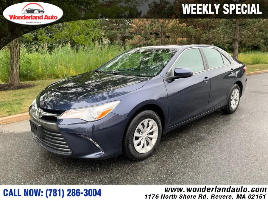 Used 2017 Toyota Camry in Revere, Massachusetts | Wonderland Auto. Revere, Massachusetts