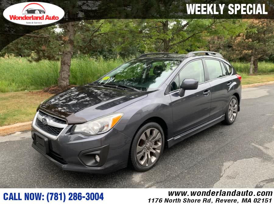 Used 2013 Subaru Impreza Wagon in Revere, Massachusetts | Wonderland Auto. Revere, Massachusetts