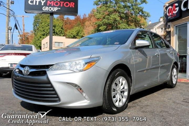 2015 Toyota Camry LE, available for sale in Haskell, New Jersey | City Motor Group Inc.. Haskell, New Jersey
