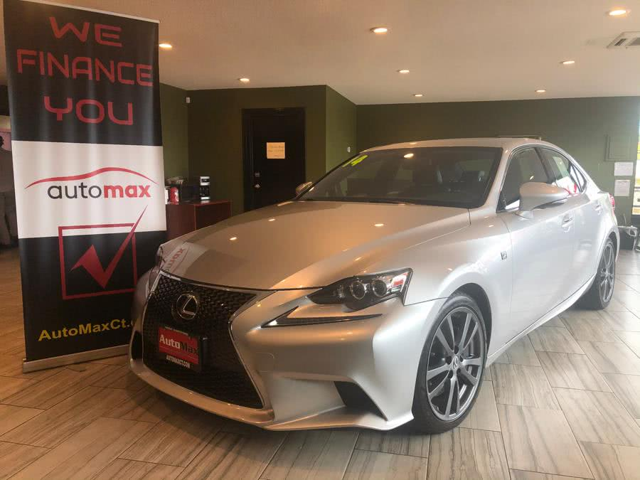 Used 2014 Lexus IS 350 in West Hartford, Connecticut | AutoMax. West Hartford, Connecticut