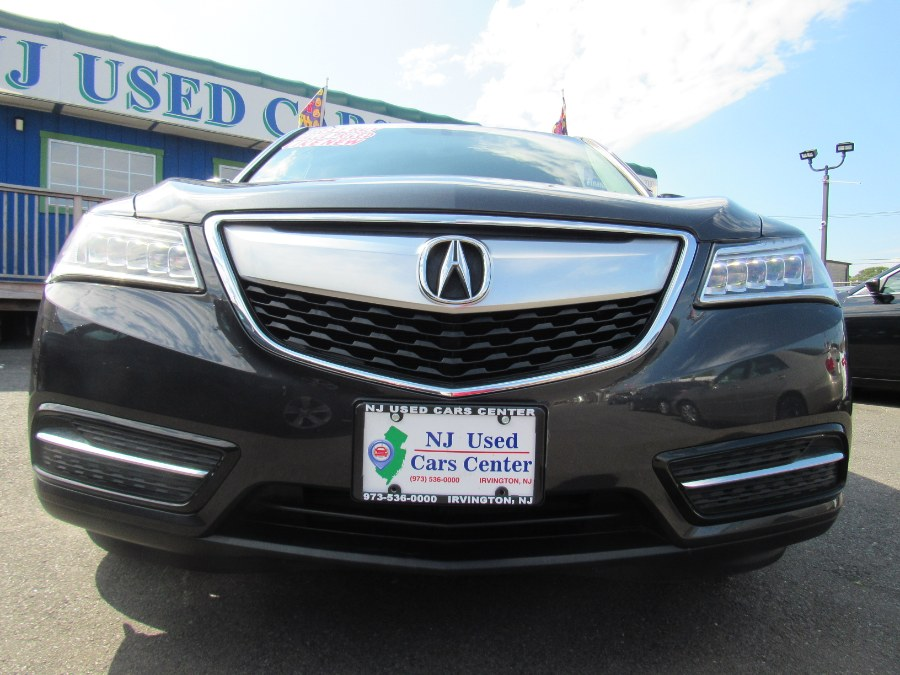 2016 Acura MDX SH-AWD 4dr, available for sale in Irvington, New Jersey | NJ Used Cars Center. Irvington, New Jersey