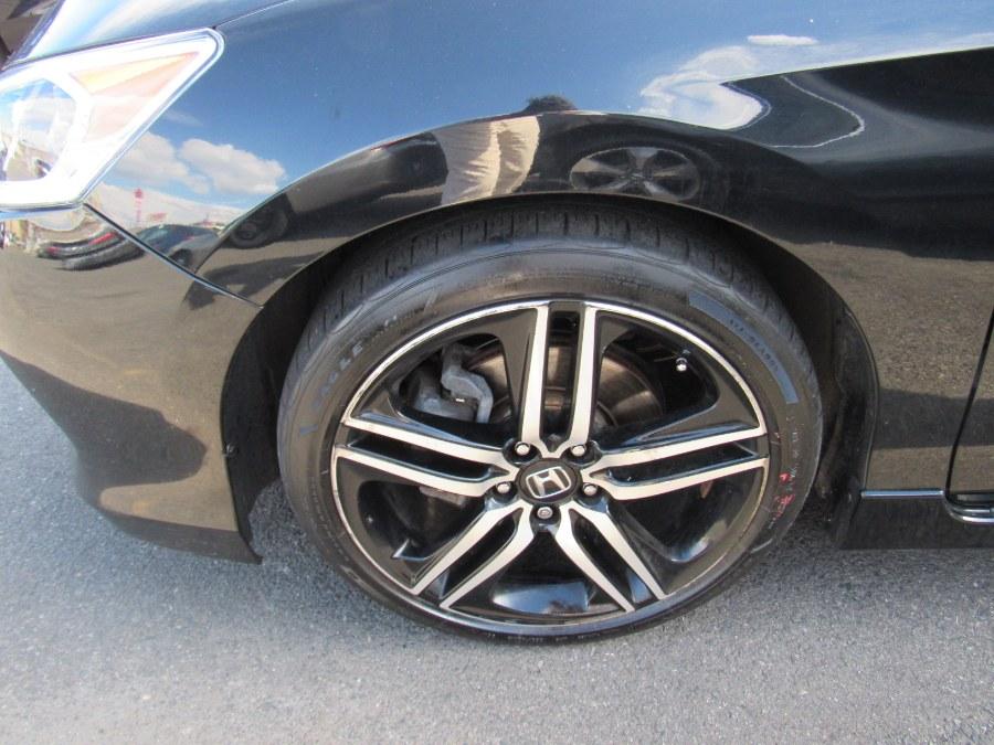 2017 Honda Accord Sedan Sport CVT, available for sale in Irvington, New Jersey | NJ Used Cars Center. Irvington, New Jersey