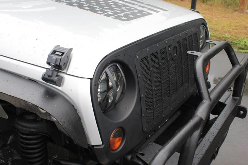 2008 Jeep Wrangler Unlimited X 4x4 4dr SUV, available for sale in Waterbury, Connecticut | Sphinx Motorcars. Waterbury, Connecticut
