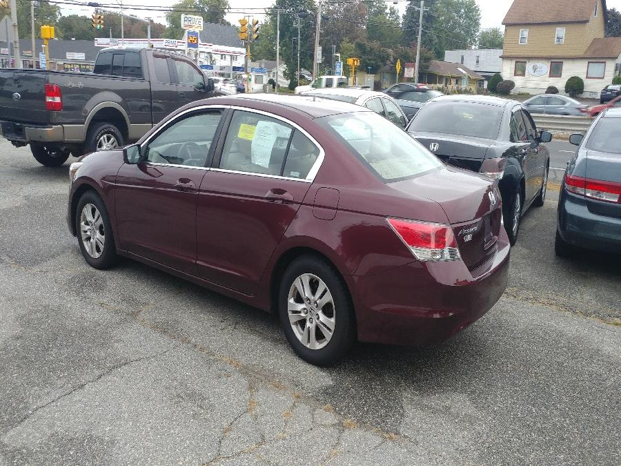 2009 Honda Accord Sdn 4dr I4 Auto LX-P, available for sale in Chicopee, Massachusetts | Matts Auto Mall LLC. Chicopee, Massachusetts