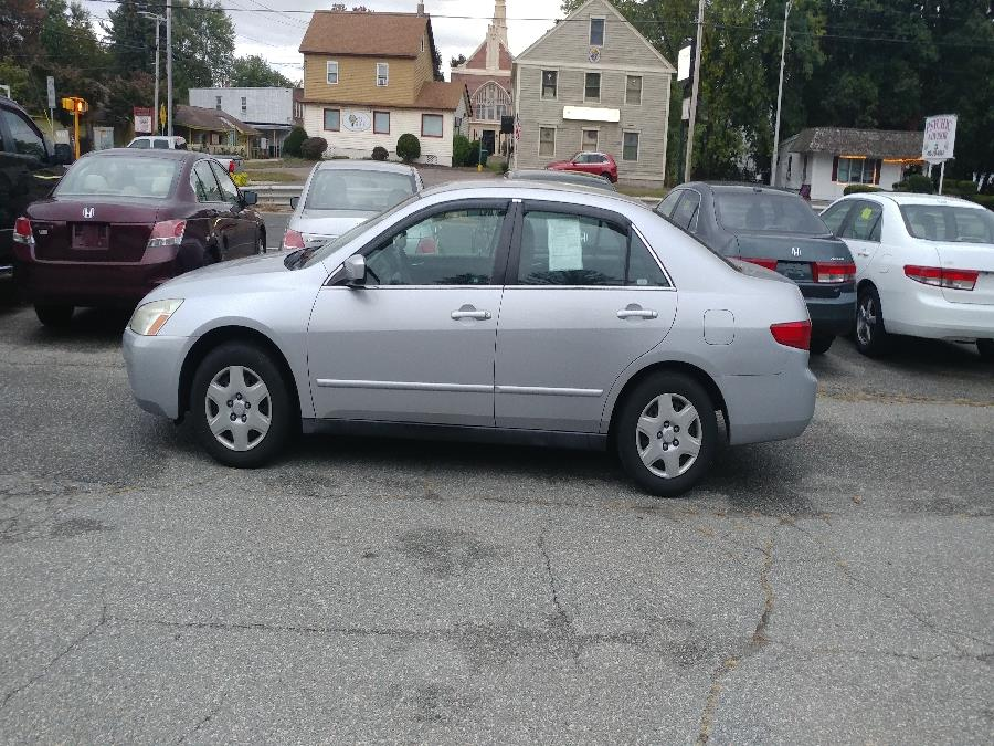2005 Honda Accord Sdn LX MT, available for sale in Chicopee, Massachusetts | Matts Auto Mall LLC. Chicopee, Massachusetts