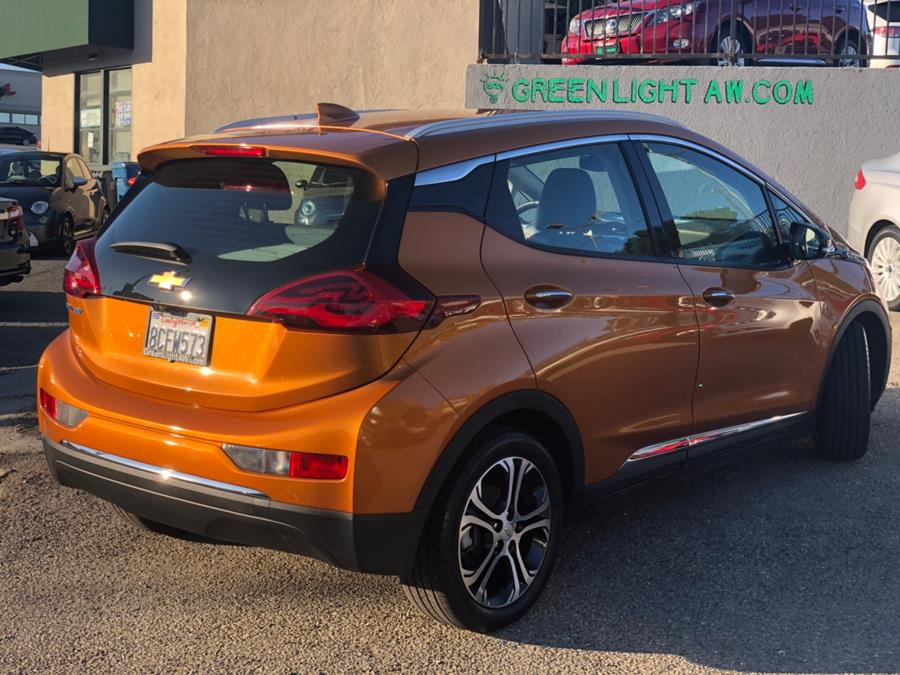 2017 Chevrolet Bolt EV Premier, available for sale in Daly City, California | Green Light Auto Wholesale. Daly City, California