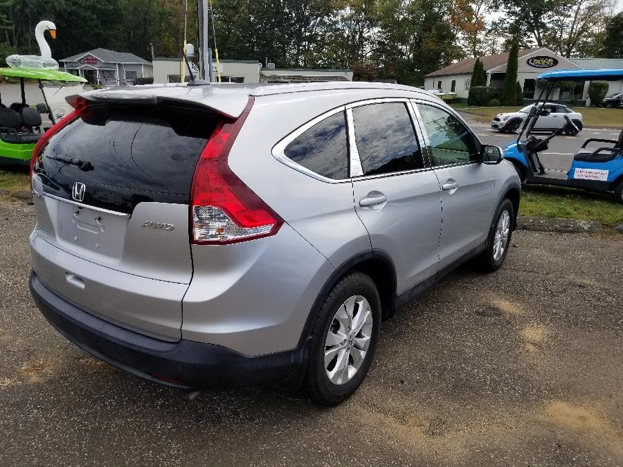 2012 Honda CR-V 4WD 5dr EX-L w/Navi, available for sale in Old Saybrook, Connecticut | Saybrook Leasing and Rental LLC. Old Saybrook, Connecticut